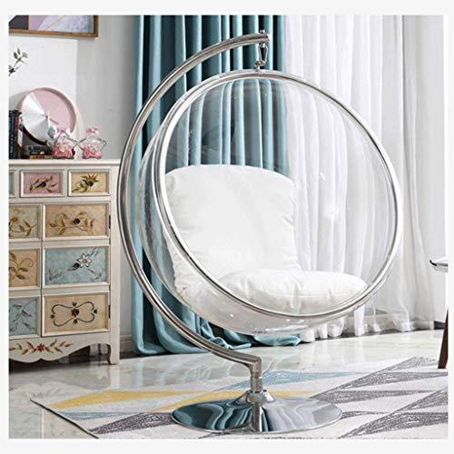 AA-hanging chair DITI Transparente Blase Stuhl Glaswiege hängenden Korb Stuhl Innenbalkon nach Hause Hemisphäre Stuhl Platz Stuhl Schaukel