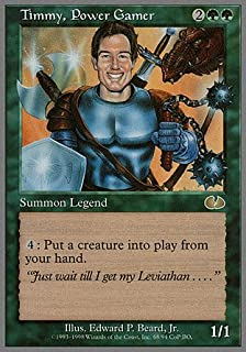 mtg timmy cards