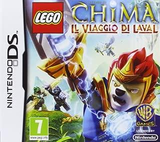 DS - LEGO Legends of Chima Laval's Journey - [PAL EU - NO NTSC]