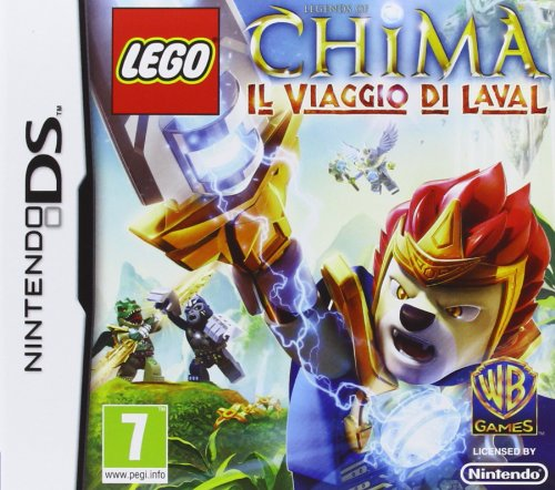 DS - LEGO Legends of Chima Laval's Journey - [PAL ITA - MULTILANGUAGE]