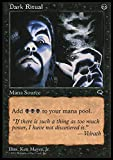 Magic: the Gathering - Dark Ritual - Tempest by Magic: the Gathering