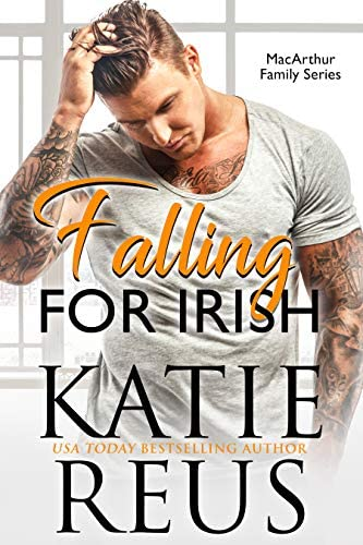 Falling for Irish MacArthur Family Series Book 1 product image