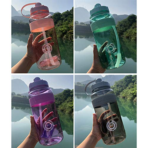 Sanery Outdoor Fitness Sports Bottle Kettle Large Capacity Portable Climbing Bicycle Water Bottles BPA Free Gym Space Cups