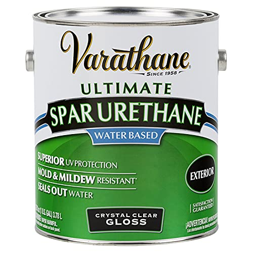 1 gal Rust-Oleum Brands 250031 Clear Varathane, Diamond...