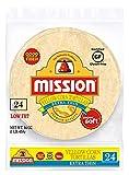 Mission Extra Thin Yellow Corn Tortillas, Gluten Free, Trans Fat Free, Small Soft Taco Size - 2...