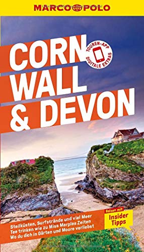 MARCO POLO Reiseführer Cornwall & Devon: Reisen mit Insider-Tipps. Inkl. kostenloser Touren-App