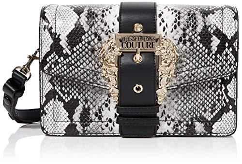 Versace Jeans Bag, Borsa a Tracolla Donna, Beige (Caramel), 10x16x24 cm (W x H x L)