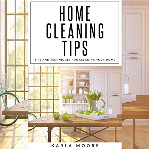 Couverture de Home Cleaning Tips