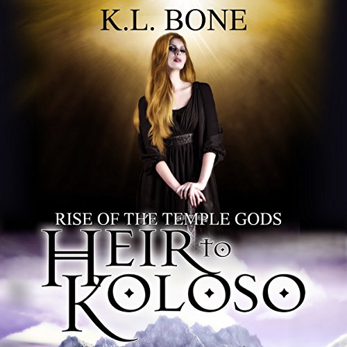 Heir to Koloso audiobook cover art