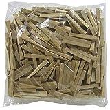 HaWe 550.02 Fliesenkeile 1000 Stück aus Holz