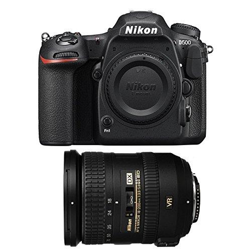 NIKON D500 + 18-200 VR II