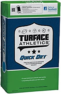 Turface BFQD5026P Quick Dry Infield Conditioner, 50 lb