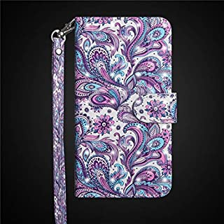 SIZOO - Wallet Cases - 3D PU Leather Flip Wallet Cases on For Fundas 3.1 6.1 7.1 2018 Plus Case For Coque 3 5 7 Book Style...
