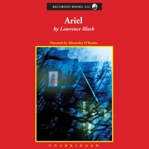 Ariel audiobook cover art