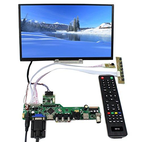 Scheda di controllo LCD TV HDMI HDMI CVBS VGA con schermo LCD IPS da 11,6  M116X40 1920X1080