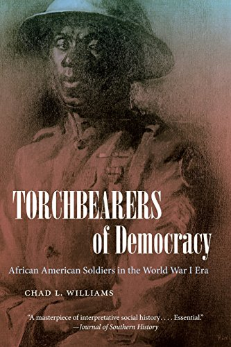 Torchbearers of Democracy: African American Soldiers in the World War I Era (The John Hope Franklin Series in African American History and Culture)