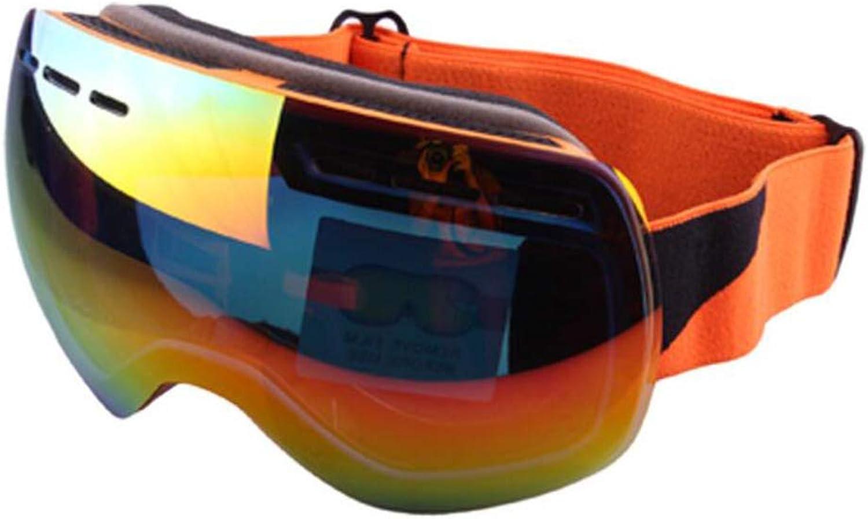 LAIABOR Skibrille Schutzbrille, Ski Snowboard Brille Brillentrger Schneebrille Snowboardbrille Radbrille Bergsteiger Ausrüstung Zubehr