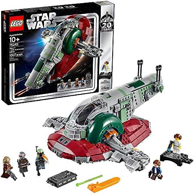 LEGO Star Wars Slave l – 20th Anniversary Edition 75243