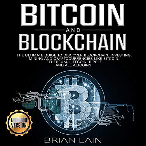 Bitcoin and Blockchain cover art