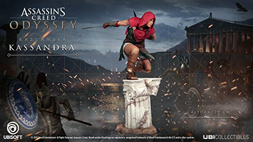 Ubisoft Spain - Assassin's Creed Odyssey, Figura de Kassandra