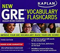 KAPLAN NEW GRE VOCABULARY FLASH (Kaplan Test Prep)