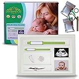 marco huellas bebe | regalos originales para bebes recien na