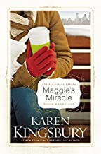 Maggie's Miracle (Red Gloves) by Karen Kingsbury (14-Oct-2003) Hardcover