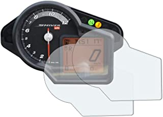 Speedo Angels Dashboard Screen Protector for APRILIA SHIVER 750 (2007+) - 2 x Ultra Clear