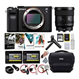 Sony Alpha a7C Full-Frame Compact Mirrorless...