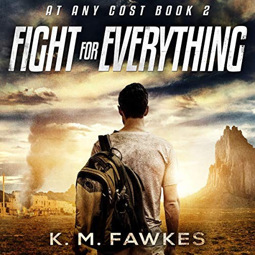 Fight for Everything audiobook cover art