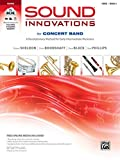 Sound Innovations for Concert Band, Bk 2: A Revolutionary Method for Early-Intermediate Musicians (Oboe), Book, CD & DVD