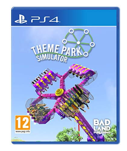 Theme Park Simulator PS4 - PlayStation 4 [Edizione: Regno Unito]