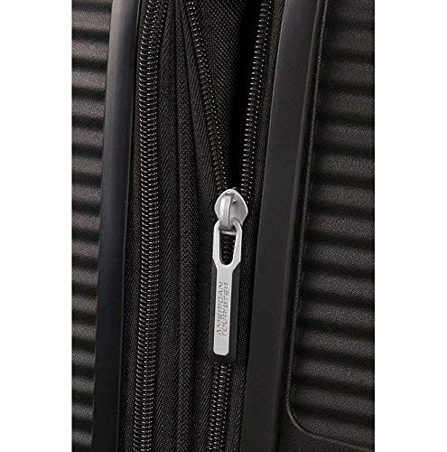 [アメリカンツーリスター]スーツケースキャリーケースサウンドボックススピナー67/24TSAEXP保証付71L67cm3.7kgベースブラック