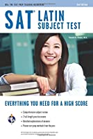 Sat Latin Subject Test: Testware Edition (REA Test Preps)