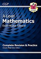 A-Level Maths for Edexcel: Year 1 & 2 Complete Revision & Practice with Online Edition