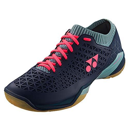 YONEX Eclipsion Z Badminton-Schuhe, Größe M4.5, Marineblau / Eisblau