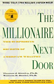 Paperback The Millionaire Next Door Book