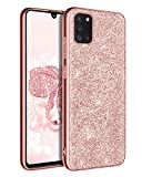 BENTOBEN Samsung Galaxy A31 Case, Samsung A31 Case Glitter,