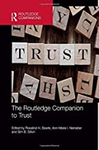 The Routledge Companion to Trust (Routledge Companions in Business, Management and Accounting)