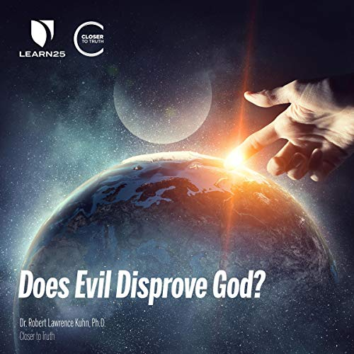 Does Evil Disprove God?  By  cover art