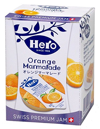 ヒーロー ポーション オレンジマーマレード (14.2g×7P)×3個