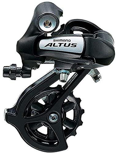 MEGHNA Deragliatore Posteriore RD-M310 Altus 7/8 velocità Cambio a Deragliatore Montaggio Diretto per Bici da MTB da Ciclismo