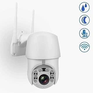 Compatible con conexi/ón por Cable 3# 1080P PTZ WiFi C/ámara de Audio IP C/ámara de vigilancia de Interior inal/ámbrica C/ámara de detecci/ón de Movimiento 100-240V Xinwoer C/ámara inal/ámbrica