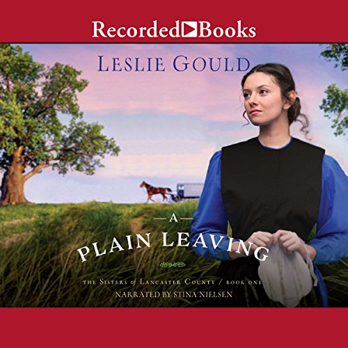 A Plain Leaving audiobook cover art