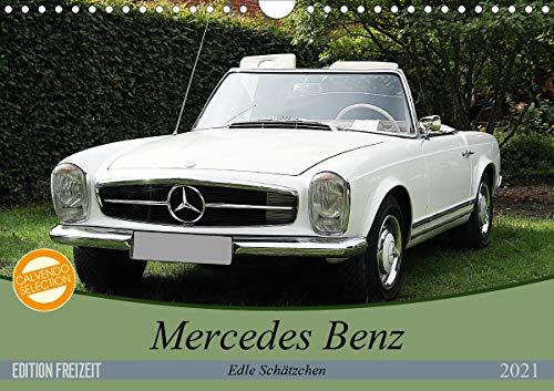 Mercedes Benz - Edle Schätzchen (Wandkalender 2021 DIN A4 quer)