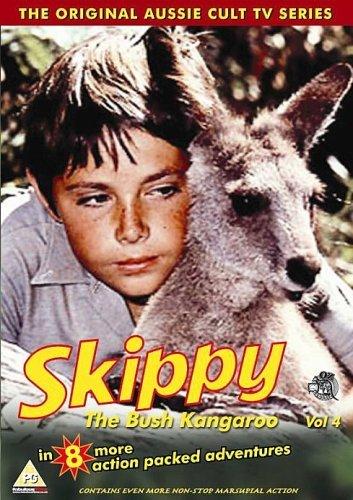 Skippy The Bush Kangaroo - Vol.4 [DVD] [UK Import]