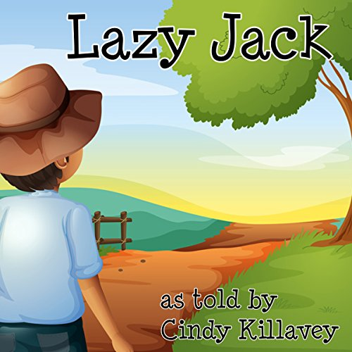 Lazy Jack audiobook cover art