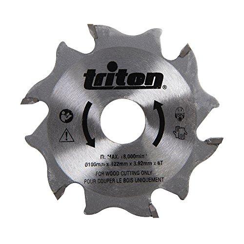 Triton TDJ600 Cuchilla para engalletadora, Naranja