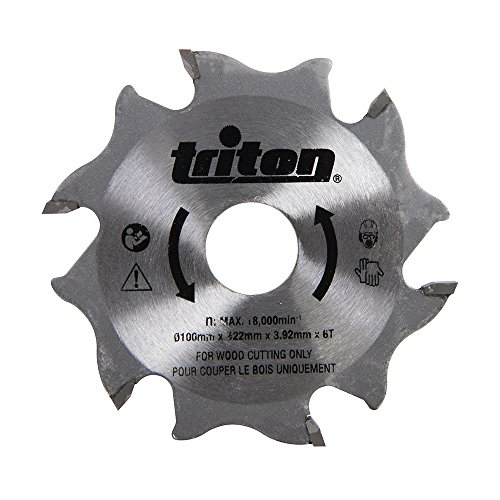 Triton TBJC - Replacement Biscuit Jointer Blade 100mm (4')