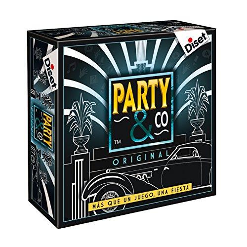Diset, Party & Co Original, Juego adulto a partir de 14 años